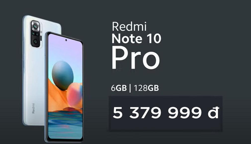 Redmi Note 10, Redmi Note 10 Pro, Redmi Note 10 Pro Max ra mắt tại Ấn Độ: Giá bán, Thông số kỹ thuật
