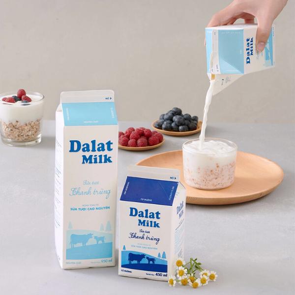 Những điều bạn nên biết về sữa Dalatmilk